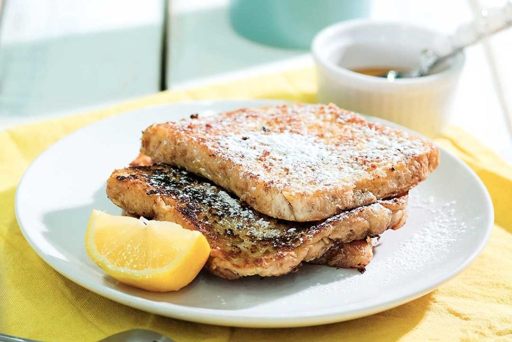 Sweet Treats For The Family - Pain Perdu (Lost Bread)